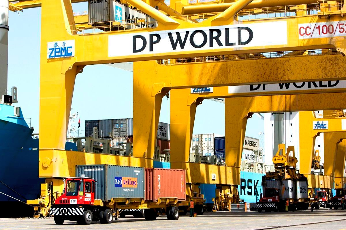 DP World realises 7.6% container growth in Q4 2020 1