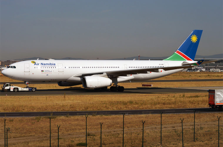 Latam Argentina and Air Namibia disappear from the scene 1