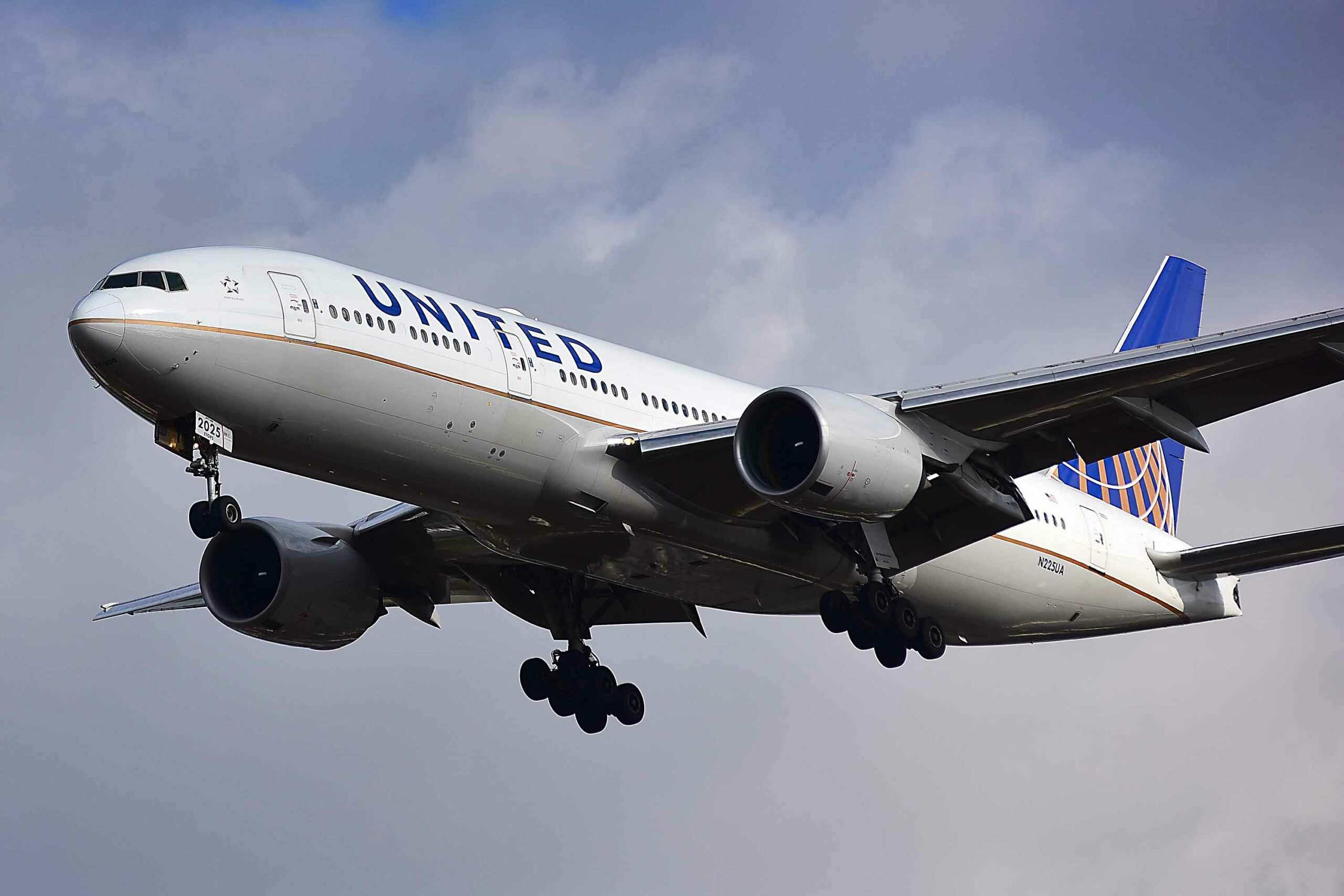 United Cargo has operated 11,000 cargo-only flights in one year Atlas logistic network