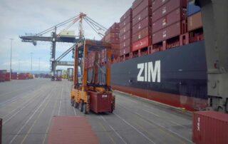 Zim Lines reports historical profit