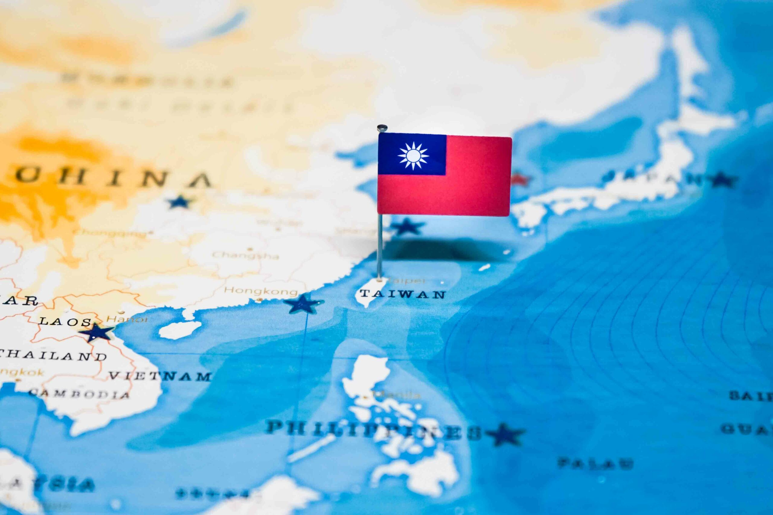 Japan-US join forces on Taiwan political situation Atlas Logistic network