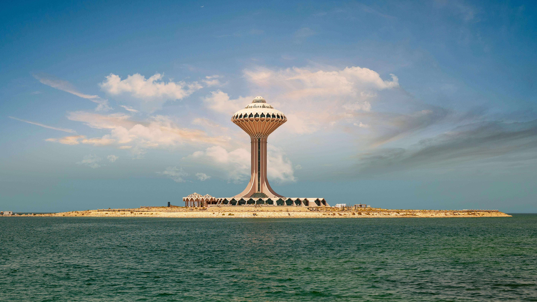 The Atlas Logistic Network is linking Khobar, Saudi Arabia to the world 6