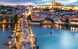 The Atlas Logistic Network is linking Prague, Czech Republic 5