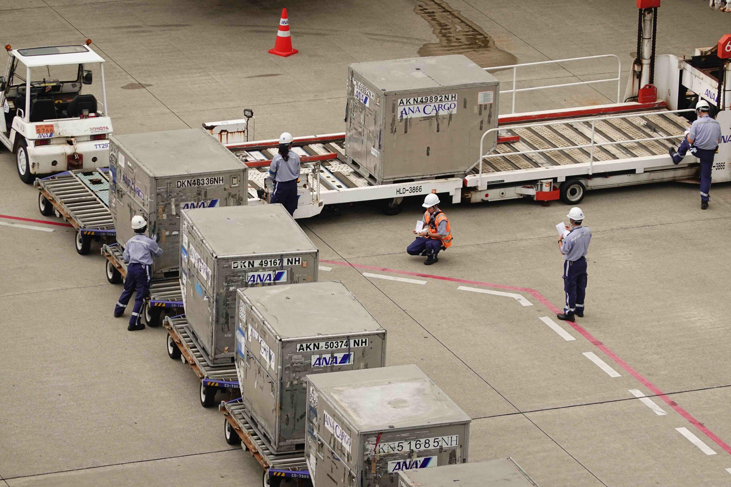March air cargo demand reaches historical high 1
