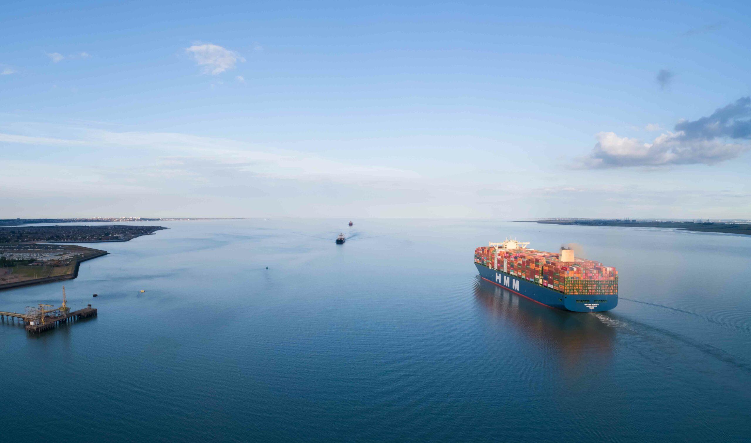 HMM observers remain cautious despite surging profit results Atlas logistic network