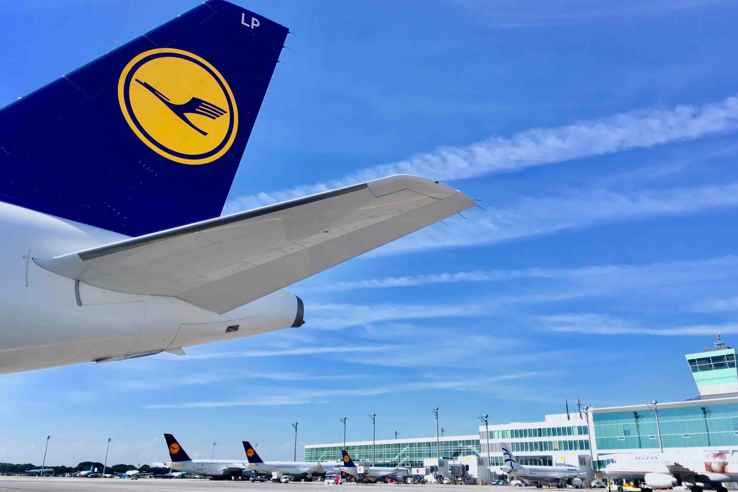 brand-new Boeing 777F aircraft is being added to Lufthansa Cargo's Atlas Logistic NEtwork