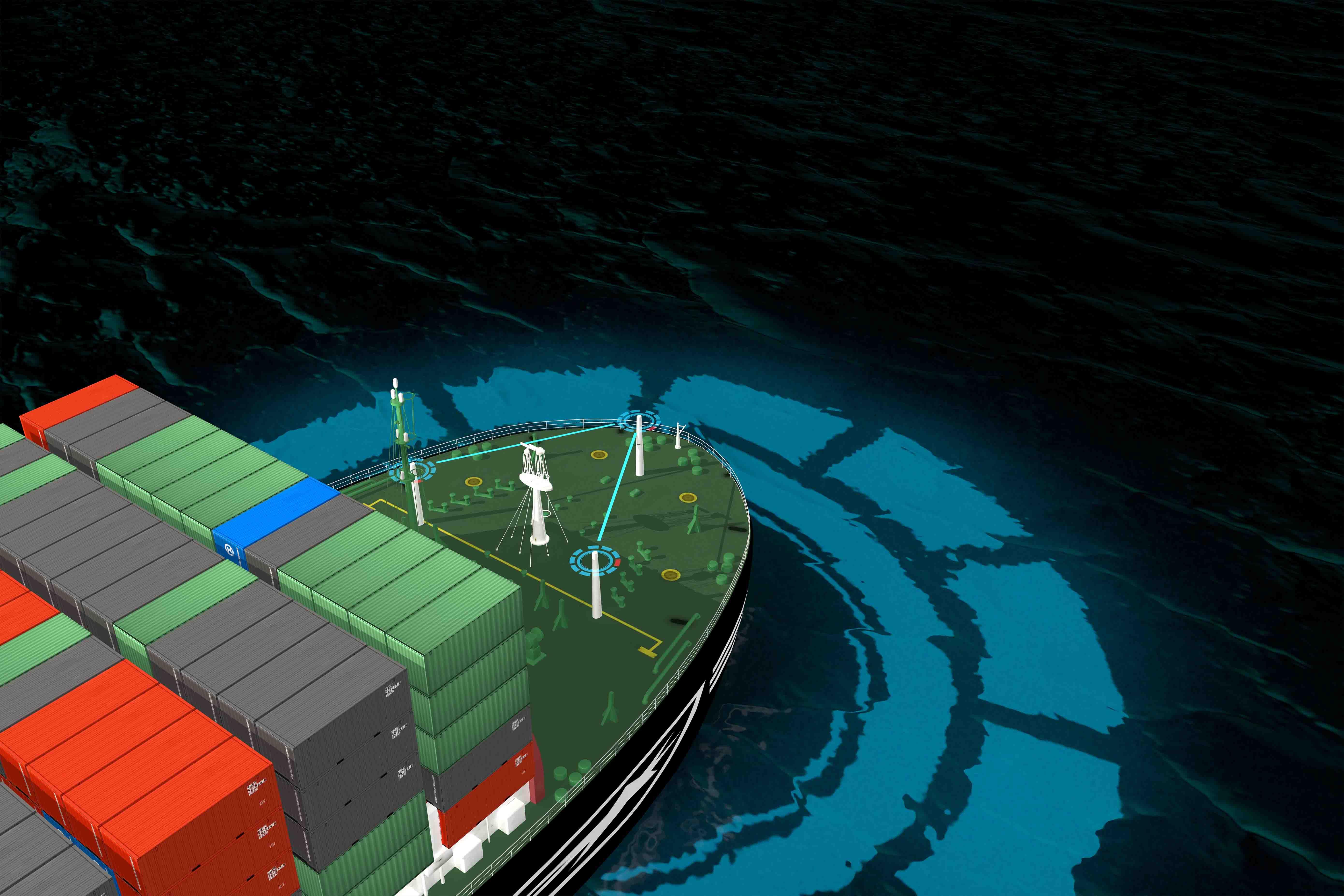 The autonomous ship, future or fiction ? Apollo Cargo Alliance