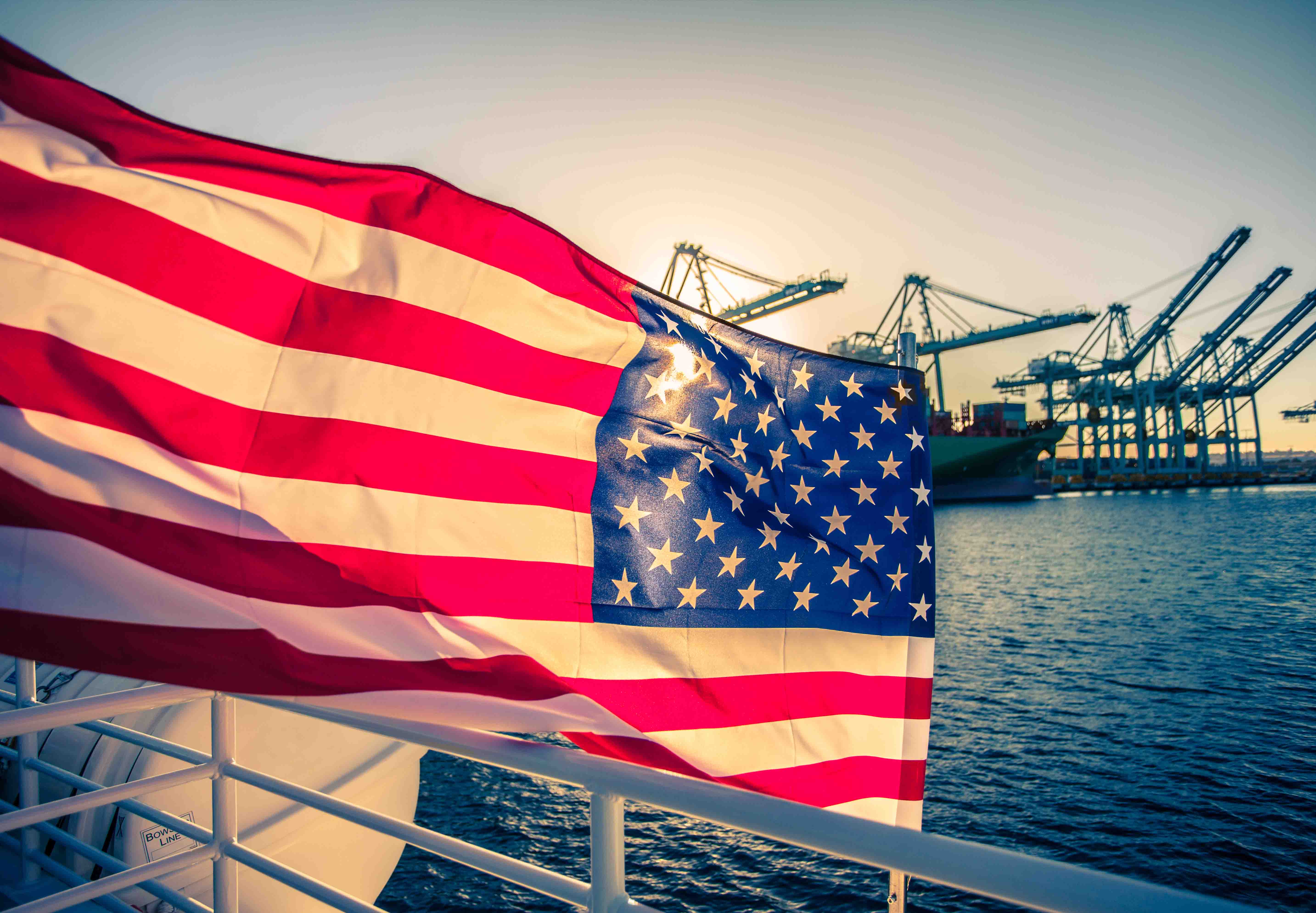 White House readies supply chain disruptions task force Atlas Logistic Network