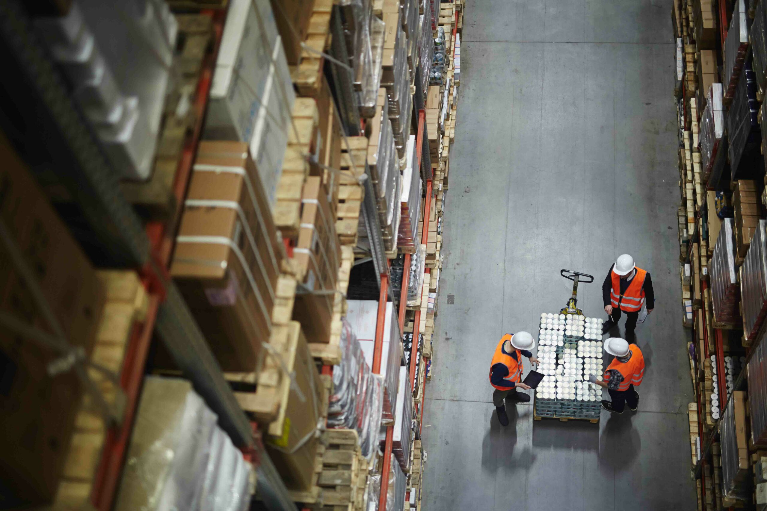Warehouse prices are surging Atlas Logistic Network