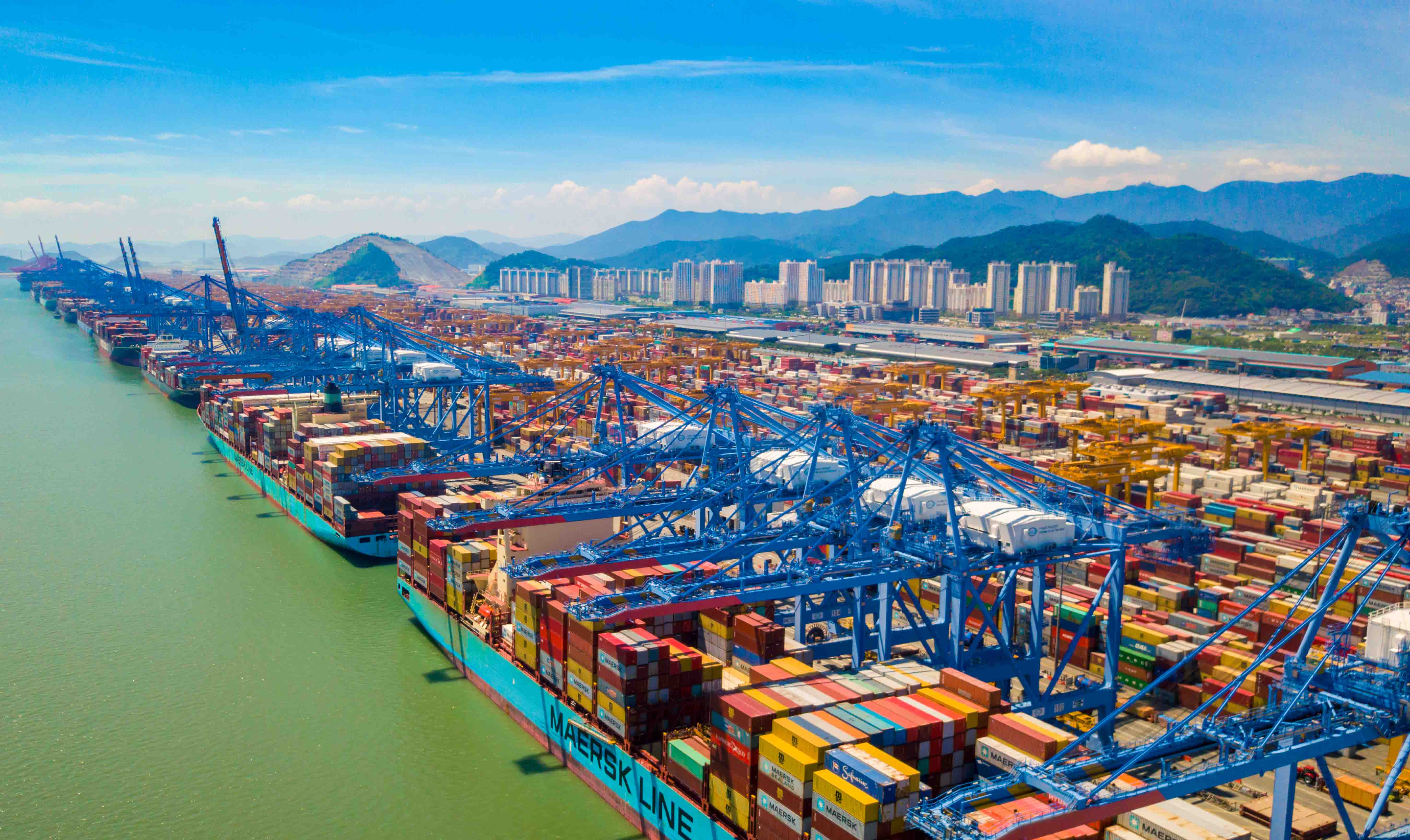 Container shortage in South Korea throws exporters into a costly gridlock Atlas Logistic network