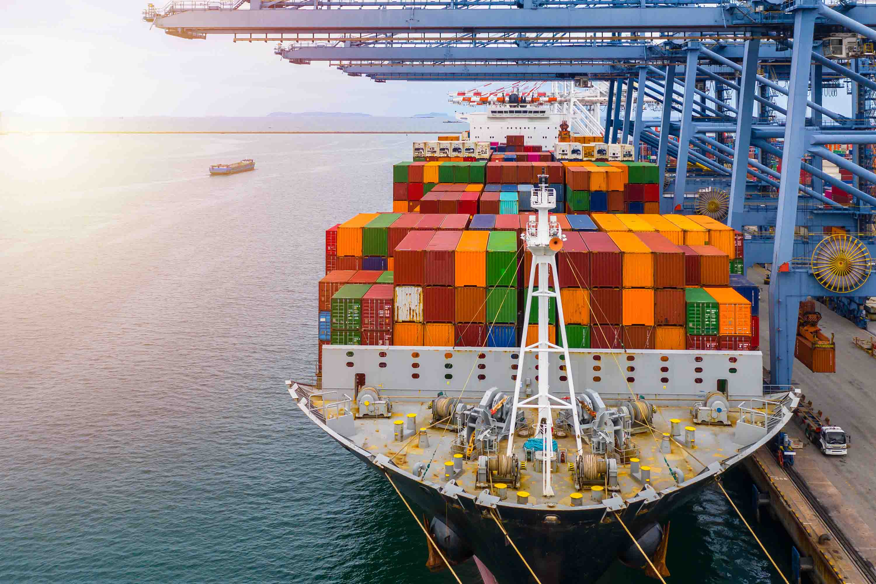 Singapore for the 8th consecutive year as top shipping hub Atlas Logistic NEtwork