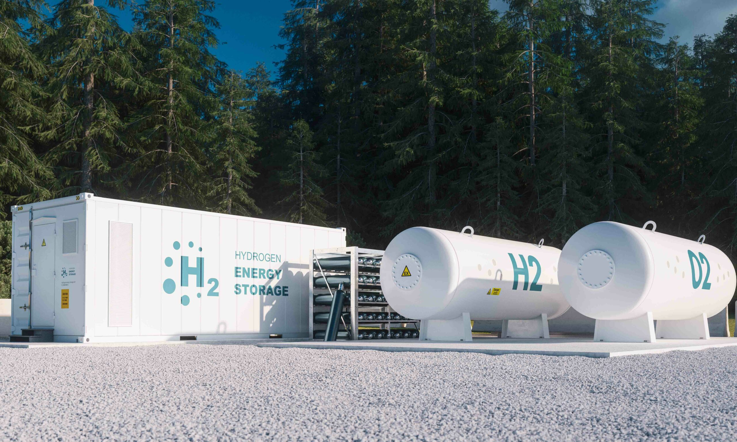 Green hydrogen in a box – is this shipping's future fuel? Atlas Logistic Network