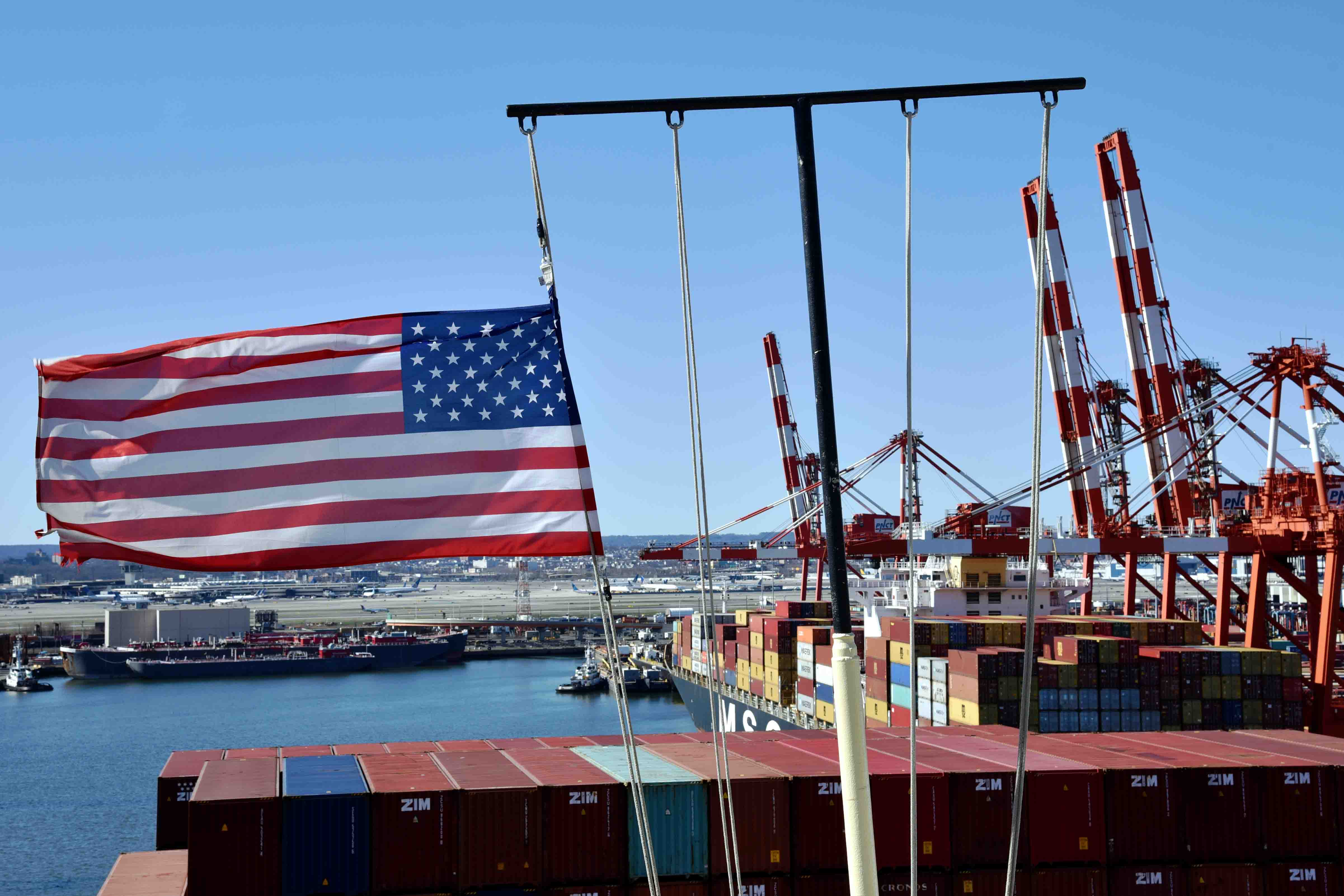 Carriers play down Biden's competition threat Atlas Logistic Network