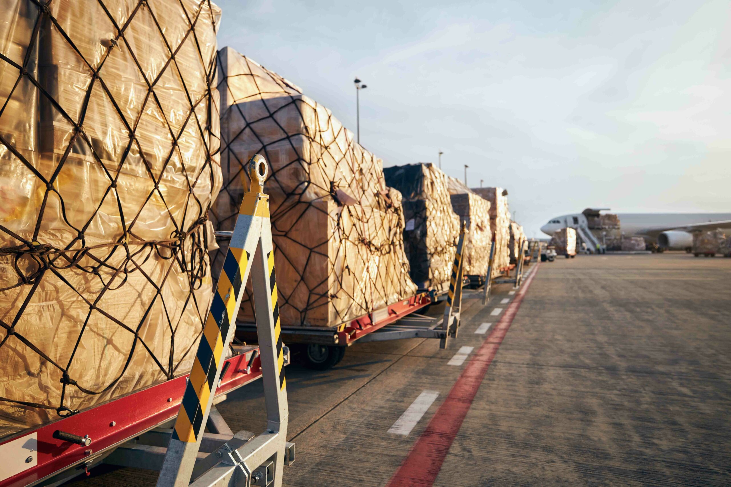 Air Cargo volumes May increase 9.4% Above Pre-COVID Levels Atlas Logistic NEtwork
