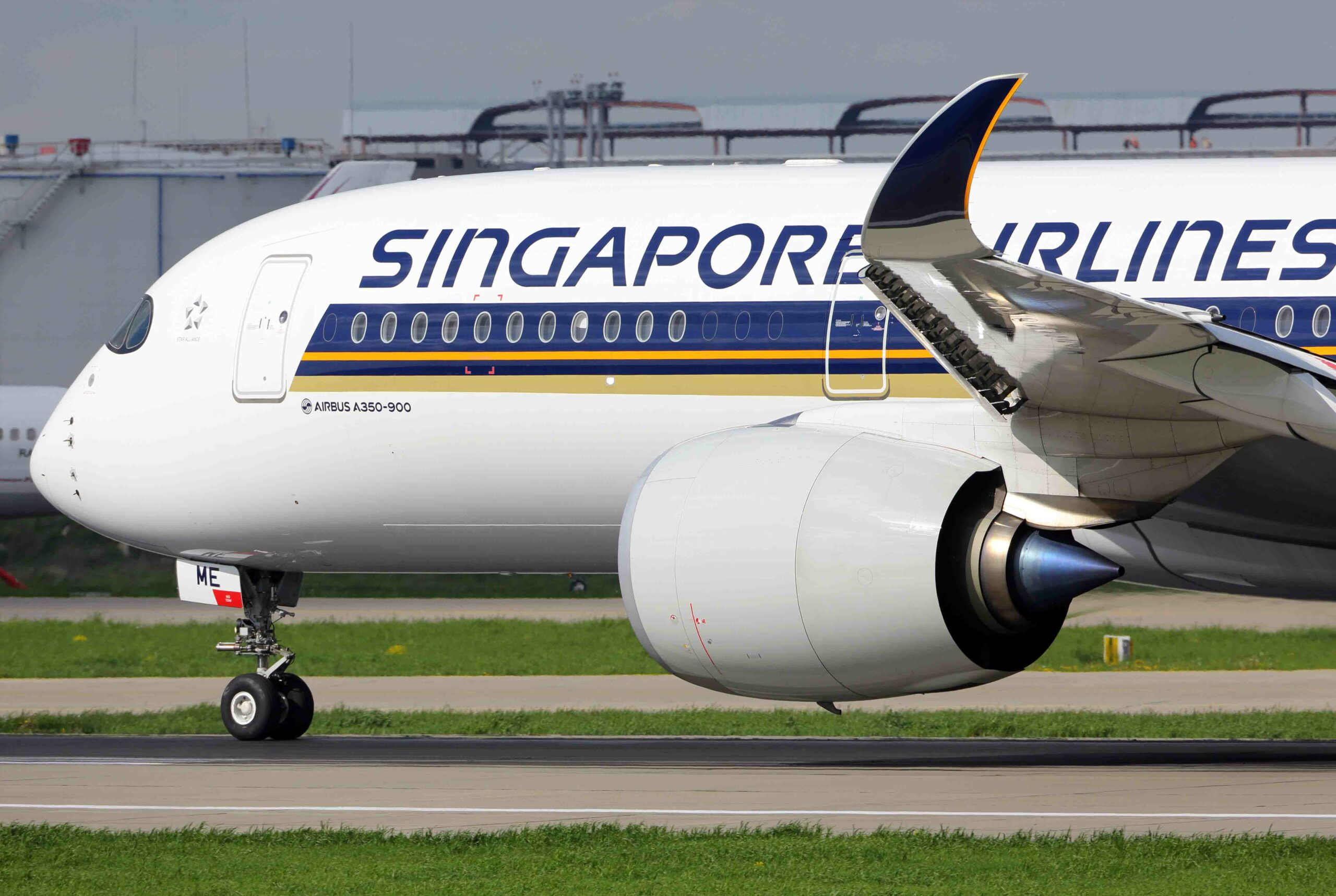 SIA Group First Quarter Net Loss reduced To $409 Million Atlas Logistic Network