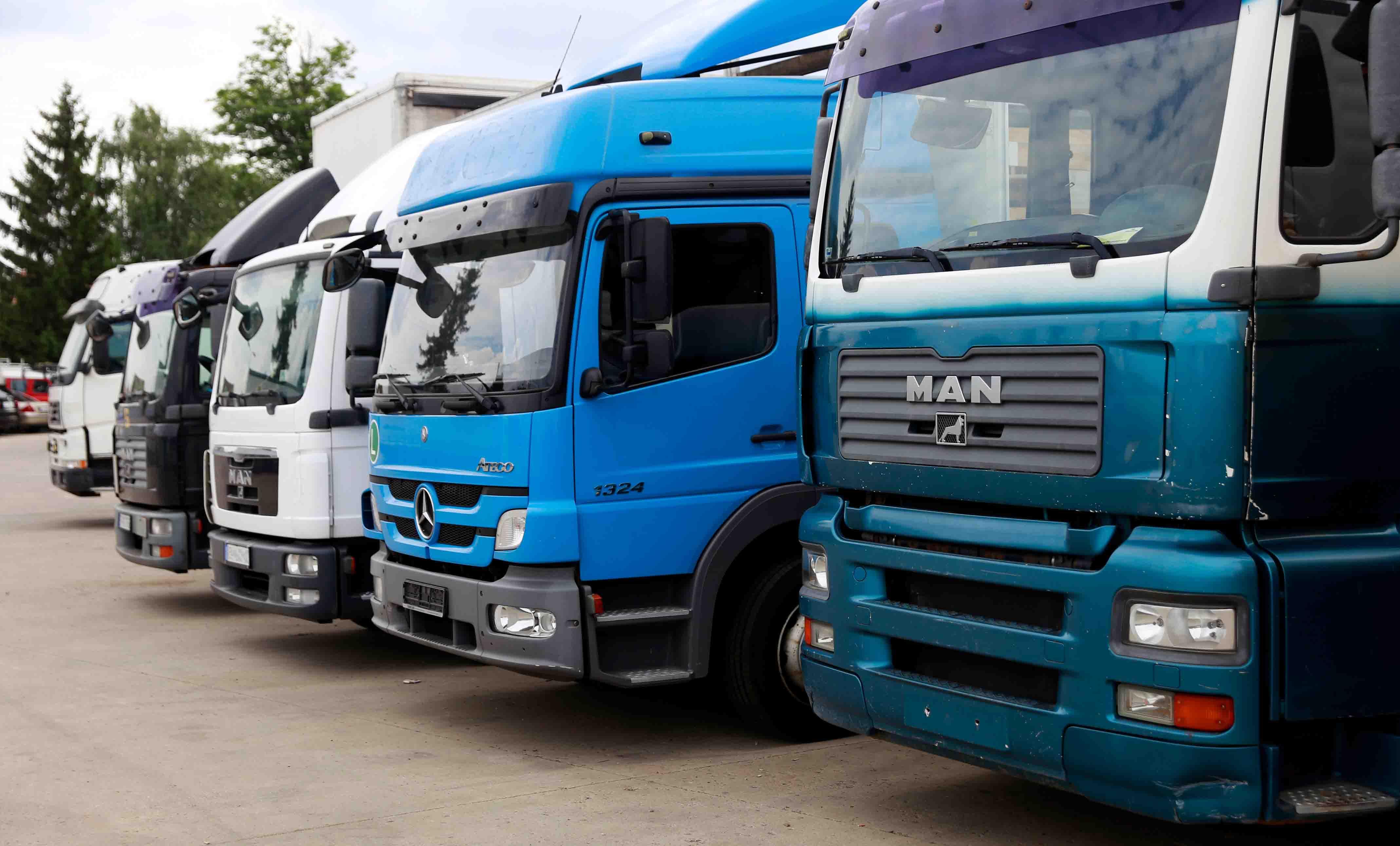 USed trucks soar in price Atlas Logistic Network