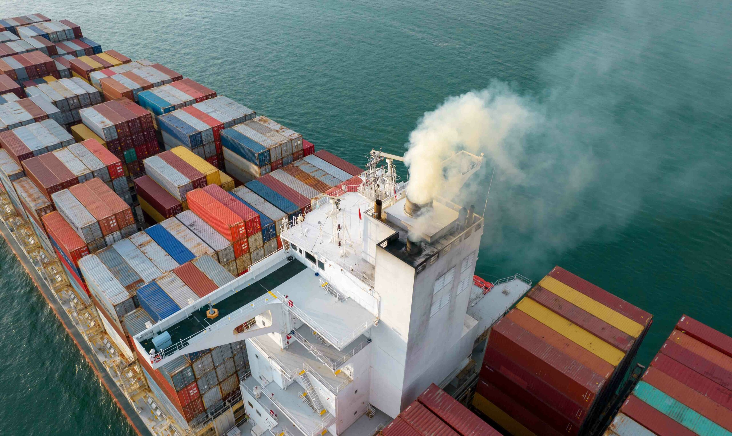 Shipping emission in EU is worst than expected Atlas Logistic NEtwork
