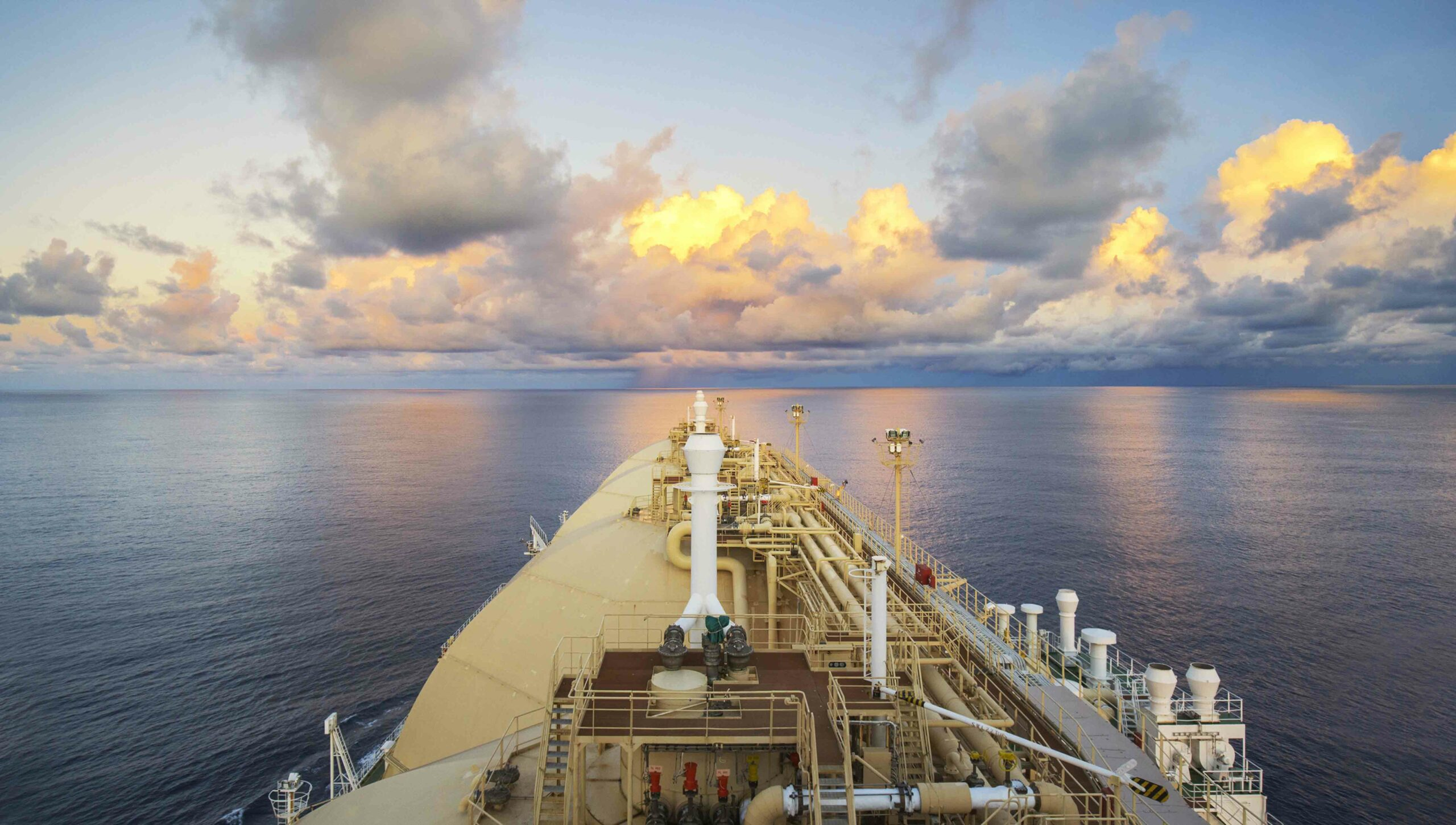 LNG ships are getting popular Atlas Logistic NEtwork