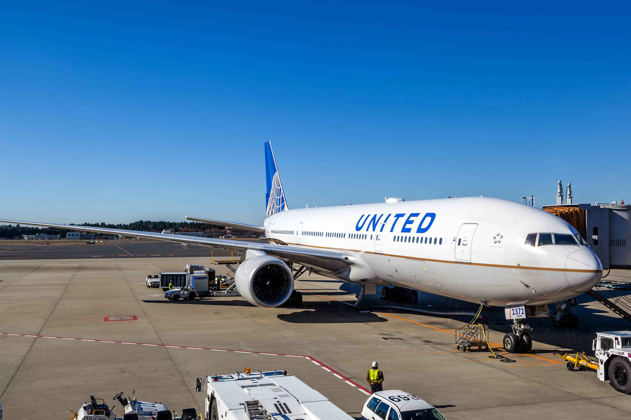 Cargo-only flights starts for United Airlines Atlas Logistic Network